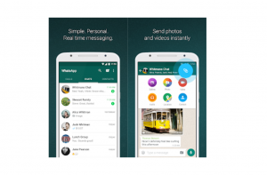 Best android apps- Whatsapp