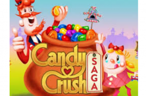 Best android games- Candy Crush Saga